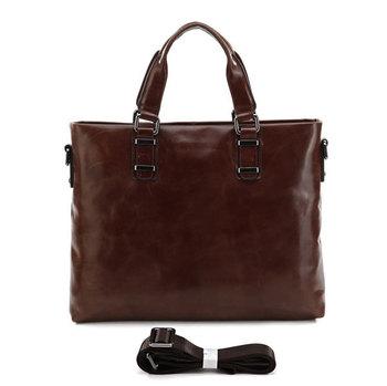 Free shipping!!2013 high quality genuine cowhide leather casual man bags men's handbags Messenger Bag 7119