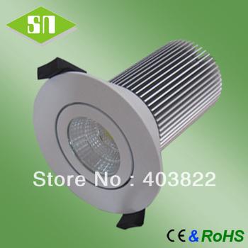 SAA approved wam white COB 15 watt led downlight kit