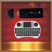 MK809 II Android 4.1.1 Mini PC Rockchip 1.6GHz Cortex A9 Dual core 1GB RAM 8GB Bluetooth MK809II With Airmouse Keyboard