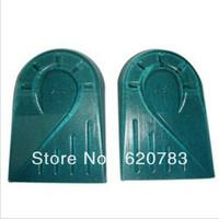 2pairs / lot 100% gel heel cushion shock absorption and orthotics
