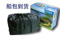 Intex68345 68347 68349 68351 single double inflatable fishing boat bag