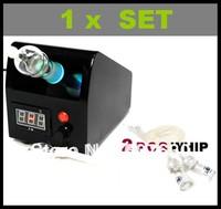 DigitalHerb Vaporizer  Vapor Aromatherapy  Adjust Temp & 2  Glass Vaporizer Whip