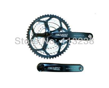 Road Racing Bike Crankests 52T-42T-30T Folding Bicycle Chainwheel