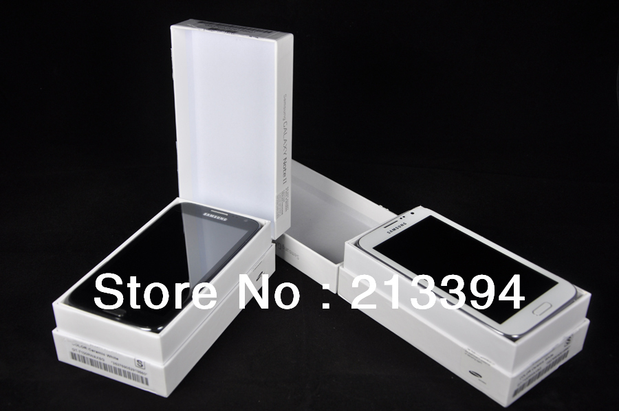 Top 1:1 copy 3G mtk6577 smart phone for galaxy note 2 N7102 free shipping by EMS(China (Mainland))