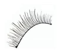 10 pairs soft stems natural handmade false eyelashes fake eyelash with glue brand new