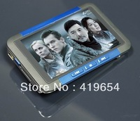 2.8 Inch MP4 MP5 Player Real 8GB Memory Multi Function Best For Wholesale 5PCS Free Shipping
