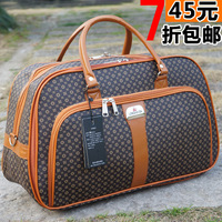 Large capacity waterproof travel bag fashion one shoulder handbag luggage male Women