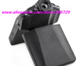 "Free Shipping H198 Car DVR Video Registrar with 115 Degree View Angle 2.5"" LCD 6 IR LED Night Vision DVR Car Camera+retail box"