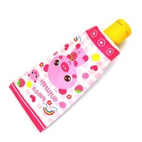 Free shipping,10 pcs/lot, 2 in 1 Creative toothpaste pencil case + pencil sharpener,color random