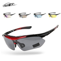 Polarized night vision goggles sun glasses car light set multifunctional