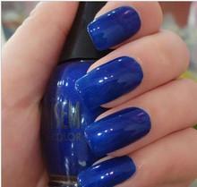 nail polish blue promotion