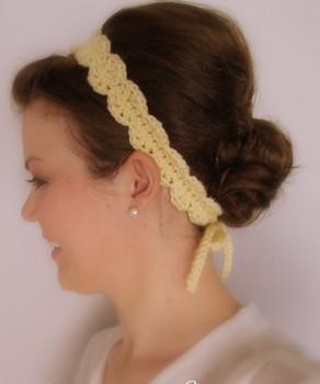 Fashion Crochet Headband, Halo Headband, Girls Hair Band, Head Accessories, fashion hairewear color choice 10pcs/lot