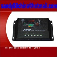 10A 12/24 Auto Distinguish Switch PWM  Street Light Panel Solar Charge Controller