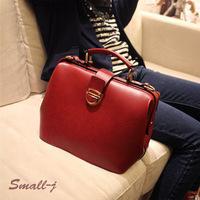 Quality ! Fashion 2012 fashion vintage doctor bag female bags handbag