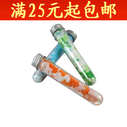 25 houselinen everydays novelty commodities test tube soap flower(China (Mainland))
