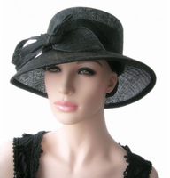 Brief flower - ihat haircord hat small fedoras fish professional hat