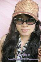 Xuanliang mesh baseball hiphop silver sports cap euproctis luster cap