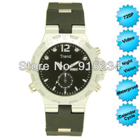 Hot Sale Mini Hidden Camera Watch DVR Wristwatch Camera 4GB Night Vision Recorder Waterproof