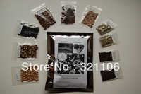 4800seeds Survival Seed Kit, High Protein, 100% Heirloom/non GMO (Protein can be dangerously low in other seed kits)