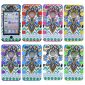 Free shipping For iPhone 4 4S 4G 3-Piece Silicon Hybrid impact Hard Back skin Case Cover New 5pcs/lot