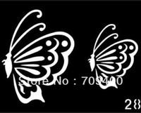 Free shipping  100 pcs mixed style temperary body tattoo stencils item 32