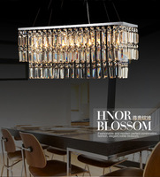 fluorescent pendant lamp crystal pendant lighting aechitectural suspension lights