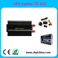 TK-103A+ Live tracking GPS Tracker for vehicle / cars / fleet management