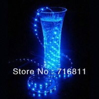 Free shipping 5050SMD 30leds/M 5M 150leds waterproof flexible white led strips 5M a roll