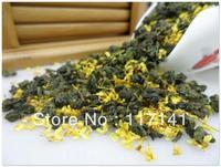 1000g Osmanthus TieGuanYin tea,Osmanthus flavor,fragrance Oolong tea,Health tea,slimming tea,Free shipping