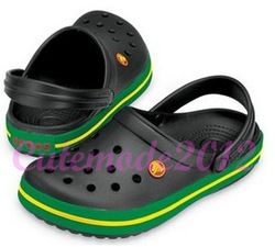 Singapore post Brand New Men & Women's Crocband Comfortable Clogs Sandal Shoes(Item No.DX123)(China (Mainland))