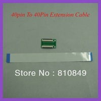40Pin to 40Pin ZIF 0.5mm connector adapter with extension flat cable FFC extend