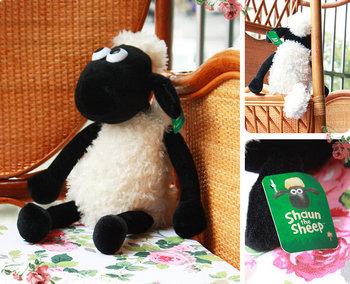 selling high quality 45cm cute NICI sheep creative plush toys plush doll Shaun the Sheep  Free shipping