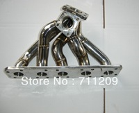 STAINLESS T3 TURBO-CHARGER MANIFOLD EXHAUST 92-94/95  2.2L 20V S2 S4 RS2 K26