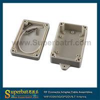 "Plastic Waterproof electrical box - 3.93""*2.67""*1.57""(L*W*H)"