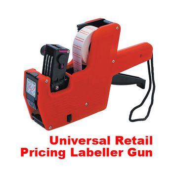 Free Shipping New Price Label Tag Marker Pricing Gun Labeller