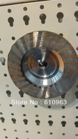 "4"" resin filling turbo Aluminum diamond grinding Wheels"