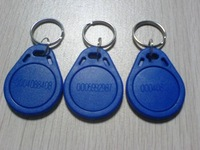 RFID Key Tag Model Number 1346 Standard 26-Bit / H10301  Frequency:125KHz Format free shipping