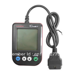 Original Launch Obd2 Code Reader Creader V Update Online(China (Mainland))