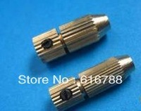 2pcs/lot  big and small 1.8-2.2mm  0.7-1.4 mmDrill Clamp Collet For 2.3mm Motor Shaft,free shipping