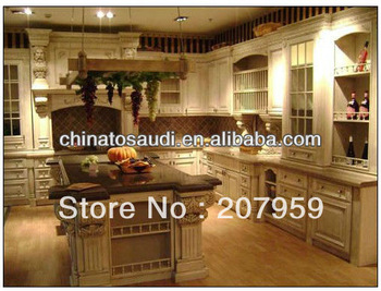 Modern Newest MDF Modular Kitchen Cabinet Manufacturer