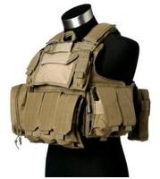 Ciras mar vest large outdoor vest tactical vest camouflage vest