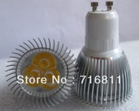 new arrival 6pcs/lot, Free shipping, E27/E14 3x2W LED Spotlight,white/warm white/cool white LED Spotlight bubles