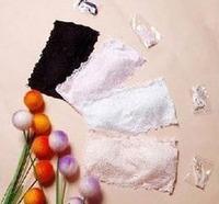 2PCS/LOT Classic Solid Color Lace Bra Wild Fashion  Wrap Chest U206