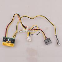 Mini Itx DC-DC PSU 100W ATX power supply ,12V input, Power supply Module, Industiral PSU, 12V 100W Power Plug DC to ATX