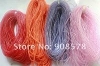 Free Shipping Wholesale 4mm Tube Crin Ideal for fashion/textile/design or modelling projects 120yards