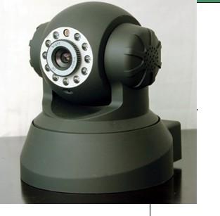 theworld's leading P2P Wireless Network night vision WIFI & RJ45 IP Camera H.264 Mobile Phone view surveillance CCTV camera