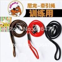 Free Shipping 100Pcs/Lot Dog Training Leashes Fashion Pet Dog Leashes Dog Leads S/M/L