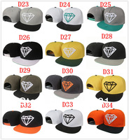 Cheap whloesale diamond snapback hats and caps,men and woman fashion fitted hats for sale,FREE SHIPPING 24pcs/lot