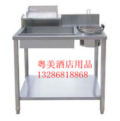 Stainless steel commercial bsfj food work table(China (Mainland))