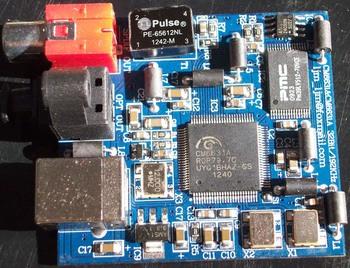 usb spdif coaxial fiber optic